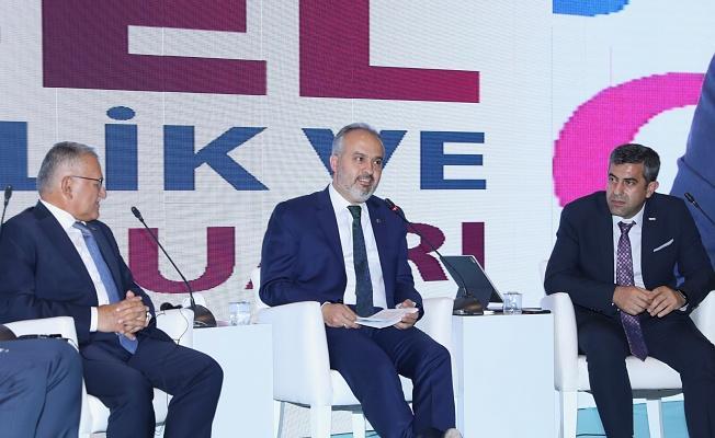 Bursa Büyükşehir Belediyesi EXPOBEL Fuarında Projelerini Sergiledi