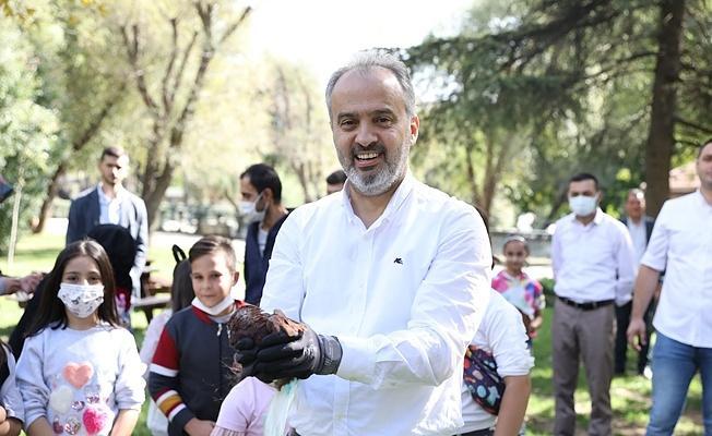 Bursa Büyükşehir Belediyesinden ''Bir Gün Değil Her Gün Koruyoruz'' Projesi