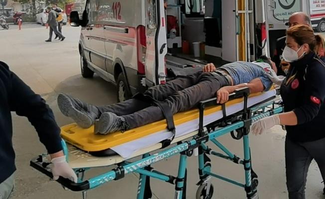 Bursa'da 3. Katın Penceresinden Düşen Çocuk Yaralandı