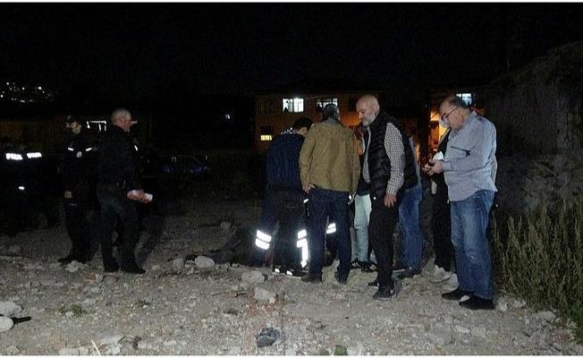 Bursa'da Boş Arazide Erkek Cesedi Bulundu
