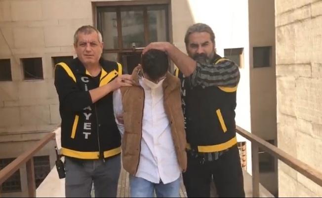 Bursa'da Husumetlisini Vuran Zanlı Tutuklandı