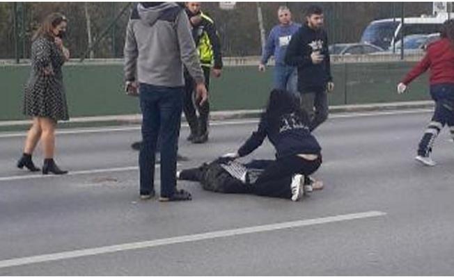 Bursa'da Karşıdan Karşıya Geçerken Araba Çarptı Öldü