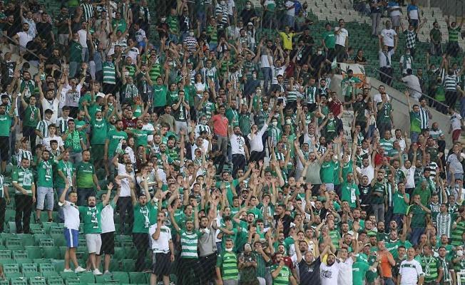 Bursaspor - Boluspor Maçının Biletleri Satışa Çıkıyor