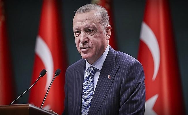 Cumhurbaşkanı Erdoğan'dan Suriye mesajı: Gereken adımları atacağız