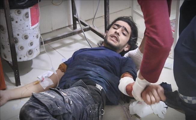 İdlib'de saldırı: Çok sayıda ölü ve yaralı var