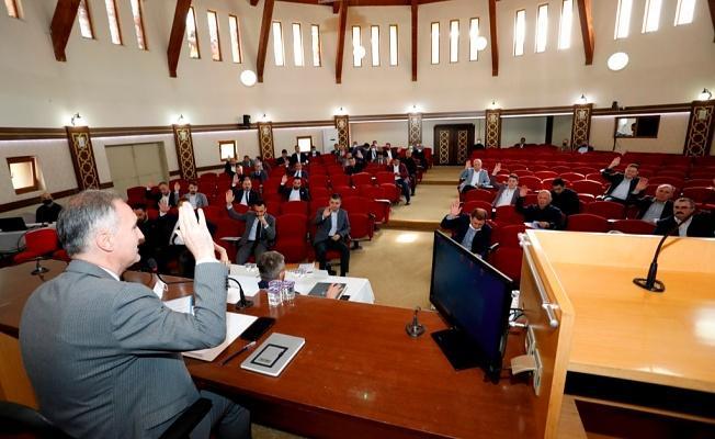 İnegöl Belediye Meclisi Ekim Ayı Oturumu Yapıldı