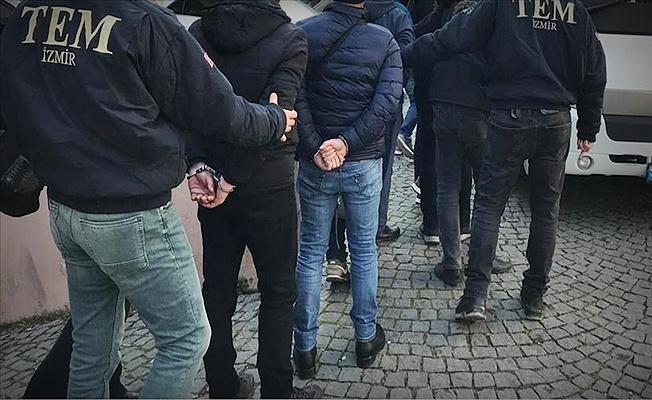 İzmir merkez olmak üzere 41 ilde FETÖ operasyonu Çok sayıda gözaltı kararı