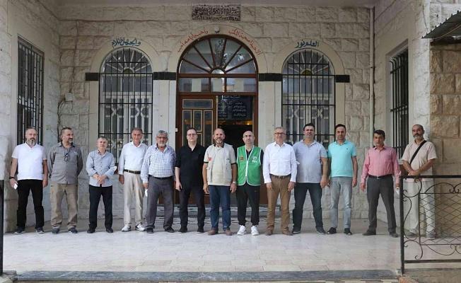 Osmangazi Belediyesinden Suriyeli Öğrencilere Destek