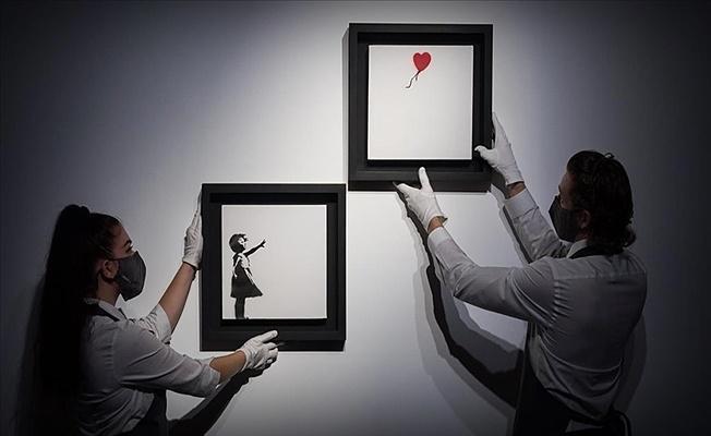 Sokak sanatçısının eseri 18,5 milyon sterline alıcı buldu