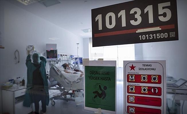 Türkiye'de son 24 saatte 28 bin 537 yeni vaka tespit edildi