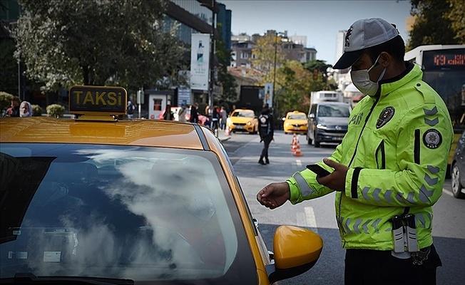 Türkiye genelinde vale ve taksilere denetim: Taksi ve valelere ceza yağdı