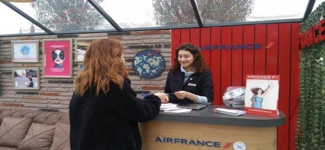 Unutulmayacak kış masalında hediye uçak bileti fırsatı
