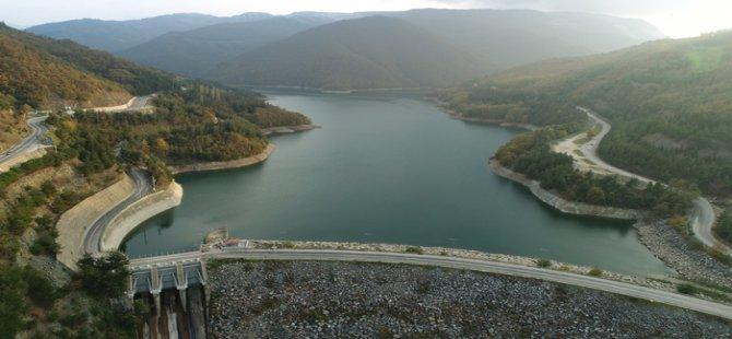 Bursa'da Barajlardan İyi Haberler Var