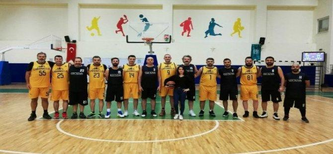 Bursa Tek Pota Basketbol Ligi'nde Heyecan Sürüyor