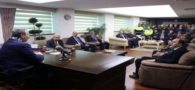 Emniyet Müdürü Yeni Görevinden Dolayı Bursa'dan Ayrıldı
