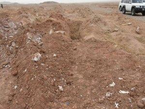 BM Tarafından Irak'ta 12 Toplu Mezar Ortaya Çıkarıldığı Duyuruldu