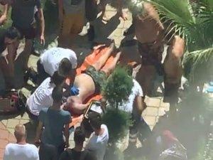 Bursa'da Havuzda Bulunan Gençten Kötü Haber Geldi