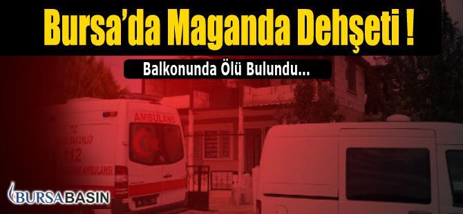 Bursa'da Maganda Kurşunu Bir Can Daha Aldı