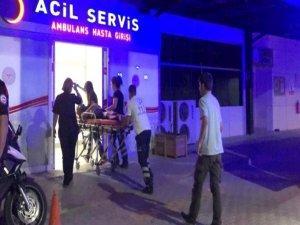 Bursa'da Yaşanan Kavgada Bir Şahıs Kaynanası Tarafından Bıçaklandı