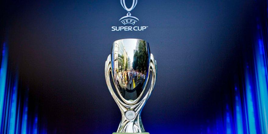 44. UEFA Süper Kupa Karşılaşması İstanbul'da Yapılacak