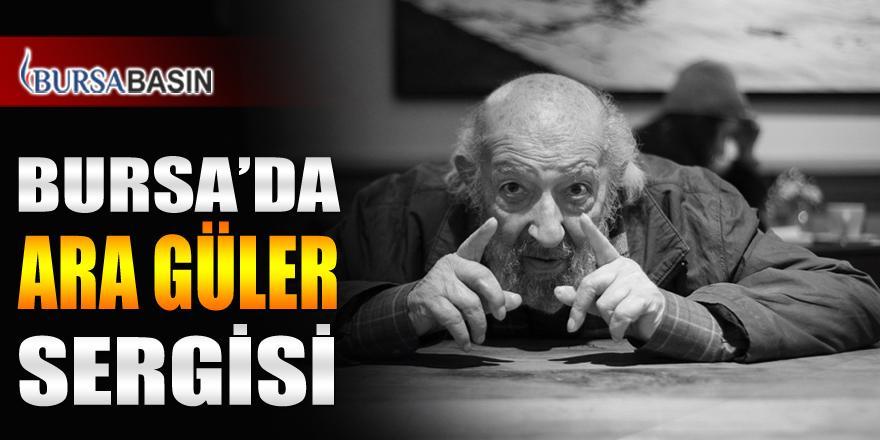 Ara Güler Tarafından Bursa'da Çekilen Fotoğraf Sergisi Düzenlendi