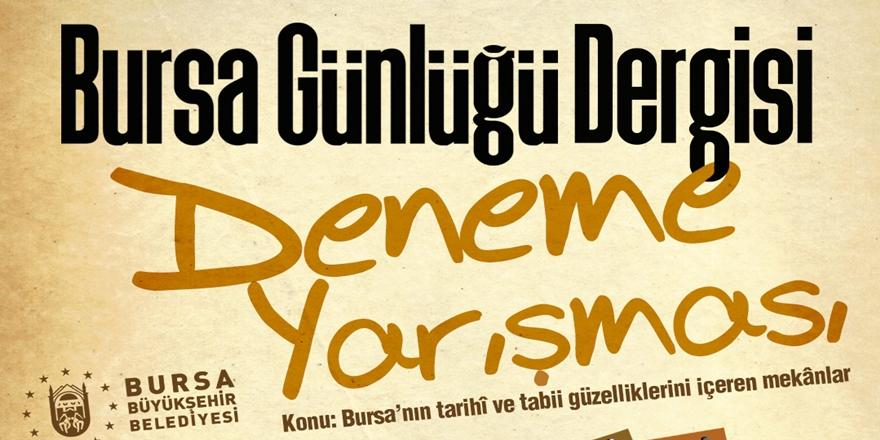 Bursa Belediyesinden Ödüllü Yarışma! Bursa'ya dair duygularınızı paylaşın kazanın