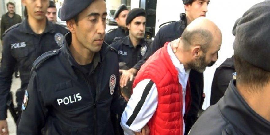 Bursa'da Düzenlenen Dev Operasyon Sonucu Gözaltına Alınan Şahıslar Adliyede
