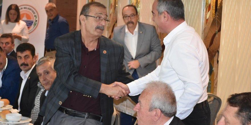 Başkan Sertaslan; 'Belediyenin Her Çalışmasında Muhtarlarla İstişare Halinde Olacağız'