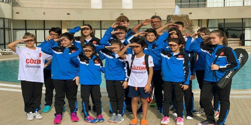 Squash Türkiye Gençler ve Büyükler Şampiyonası'na Bursa Damgasını Vurdu