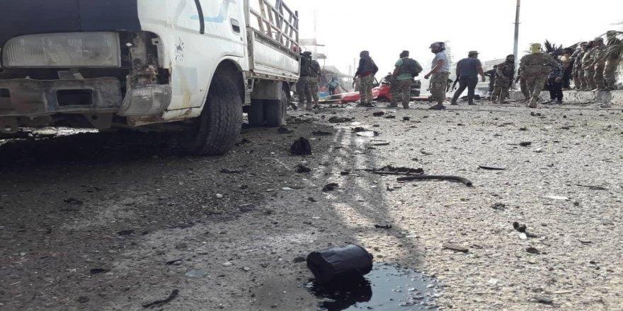 Tel Abyad'da Meydana Gelen Patlama Sonucu: 3 ölü, 10 yaralı