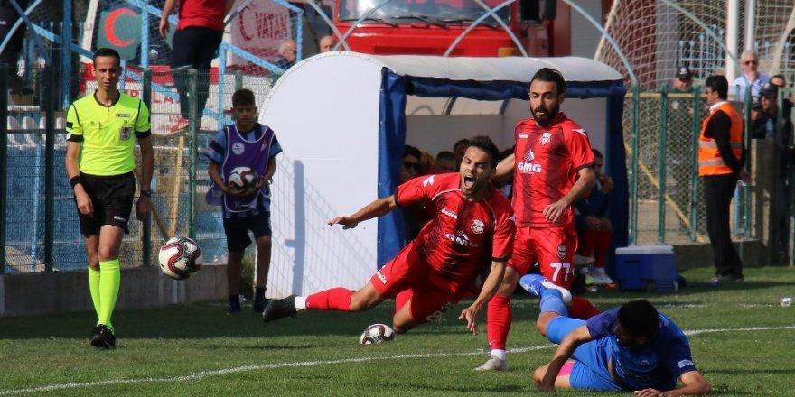 Tff 2. Lig: Ankara Demirspor: 3 - Gmg Kastamonuspor: 1