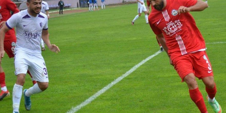 Tff 3. Lig: Yeni Orduspor: 1 - Serik Belediyespor: 3