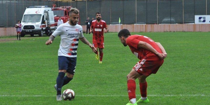 Tff 2. Lig: Hekimoğlu Trabzon Fk: 2 - Yeni Çorumspor: 1