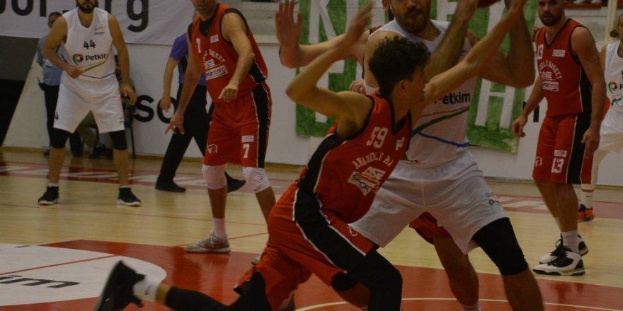 Türkiye Basketbol Ligi: Petkim Spor: 100 - Anadolu Basket: 58
