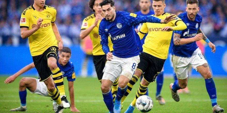 Schalke 04 - Dortmund Maçında Gol Sesi Çıkmadı