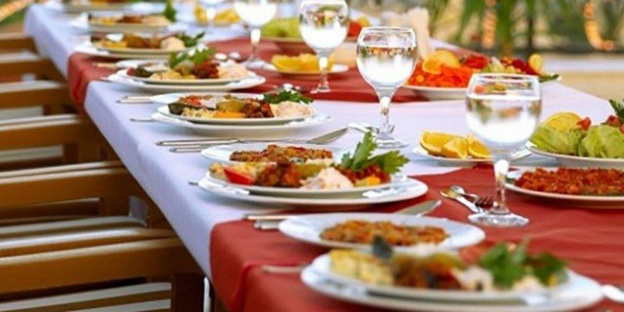 Bursa'da o ilçedetoplu iftar düzenleyen vatandaşlara uyarı!